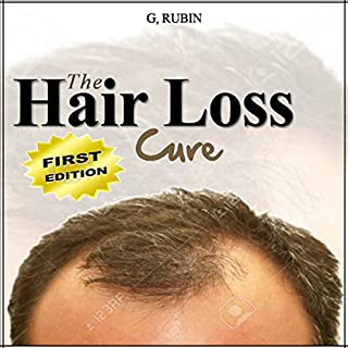 Hair Loss Cure audiobook cover art