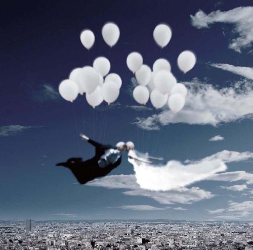 風船夫婦の俯瞰show