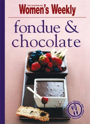 Fondue & Chocolate The Australian Women's