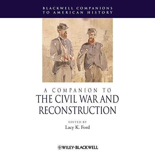 A Companion to the Civil War and Reconstruction cover art