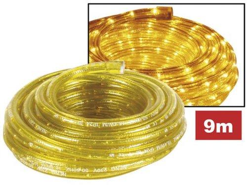 Velleman Flexible lumineux - 9m - jaune