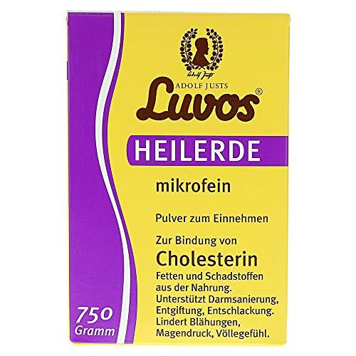 LUVOS Heilerde mikrofein Pulver zum Einnehmen 750 g