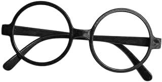 Holiday Children Kids Round Black Red Frame Ala Lei Harry Potter Glasses