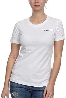 Champion Women's Crew Neck T-Shirt Crew Neck T-Shirt