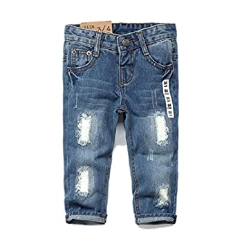 Best baby boy ripped jeans Reviews