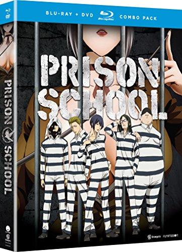 監獄学園 プリズンスクール / PRISON SCHOOL: THE COMPLETE SERIES[Blu-ray][Import]