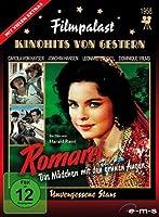 Romarei - Das Mädchen mit den grünen Augen