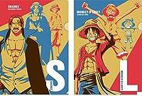 一番くじ ワンピース 大海賊シャンクス ~The Great Captain~ G賞 クリアファイルセット シャンクス&ルフィ 単品