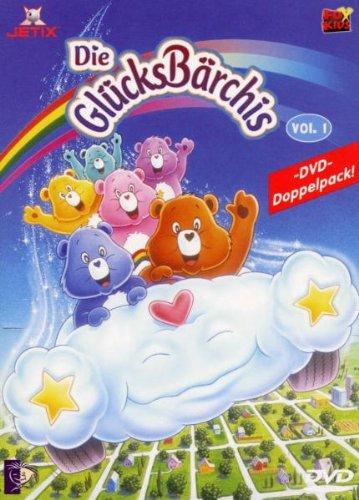 Die Glücksbärchis - Vol. 1 & 2 (DiC Entertainment, 2 DVDs)