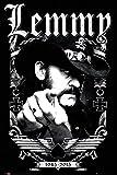 Poster, Plakat - Lemmy - Dates, Stilvolle Bilder, die Ihnen