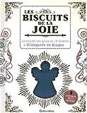 Les biscuits de la joie - Le bienfait des épices en 18 recettes d'Hildegarde de Bingen. Avec un emporte-pièce