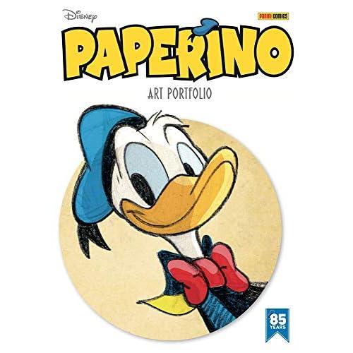 Portfolio Paperino – celebration 85°