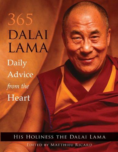 365 Dalai Lama: Daily Advice from the Heart