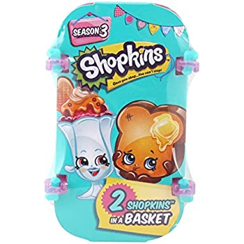Shopkins Season 3 (2-Pack & Basket) (Disconti | Shopkin.Toys - Image 1