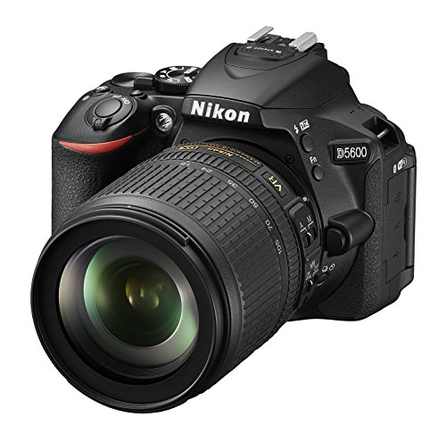 Nikon D5600 - Cámara réflex de 24.2 MP