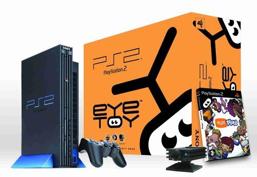 Playstation 2 - PS2 Konsole inkl. Eye Toy