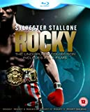 Rocky: The Complete Saga 1-6 (Edición Digistack) [Reino Unido] [Blu-ray]