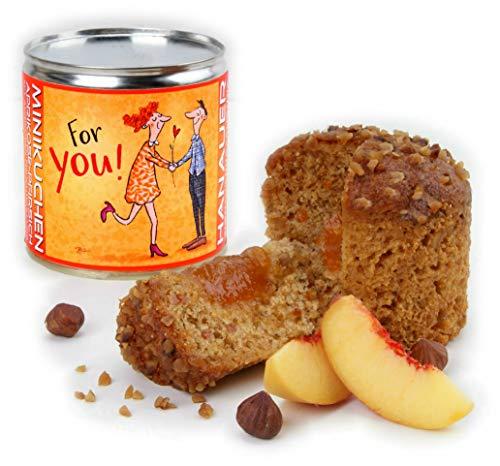 Hanauer Minikuchen Pfirsich-Aprikose