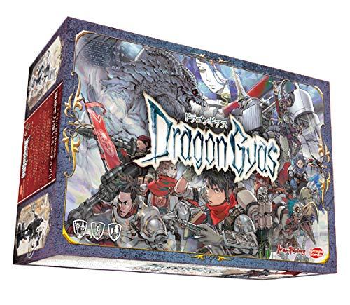 マックスファクトリー ドラゴンギアス (1-4人用 60分 15才以上向け) ボードゲーム