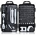 Gocheer 110 in 1 Screwdriver Set, Professional Magnetic Precision Screwdriver Kit Accessory Set, Anti-Electric Shock Non-Slip Appliances Mobile Phone,Other Electronics,DIY Work Repair Tools …