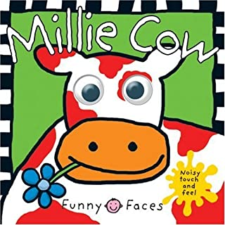 Funny Faces: Millie Moo by Roger Priddy (2007-04-01)