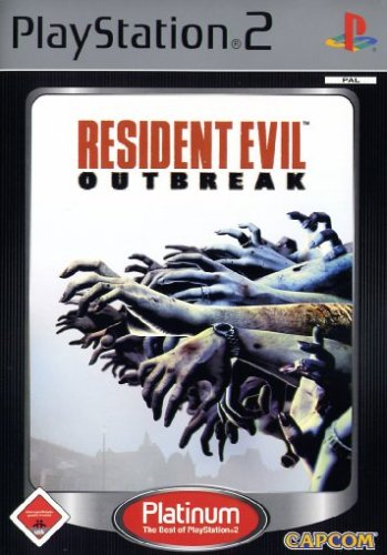 Resident Evil Outbreak [Platinum]