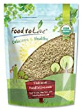 Organic Thai Jasmine Brown Rice, 3 Pounds — Non-GMO, Raw, Whole Grain, Non-Irradiated, Kosher,...