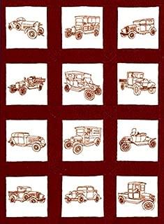 vintage cross stitch quilt kits