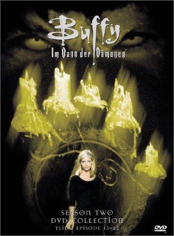 Buffy - Im Bann der Dämonen: Season 2.2 (Episode 13-22, 3 Discs) [Box Set]