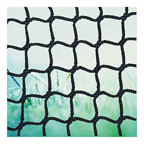 Great Features Of Balcony/Stairway/Patio Railing Safety Net Safety Net Black Protective Netting, Sta...