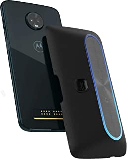 Motorola PA9S0015US Moto Z3 Play & Moto Smart Speaker with Amazon Alexa - 64 GB - Unlocked (AT&T/Sprint/T-Mobile/Verizon), Black