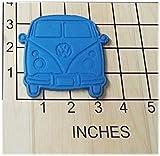 Volkswagen Bus VW Bus Van Shaped Cookie Cutter and Stamp #1149