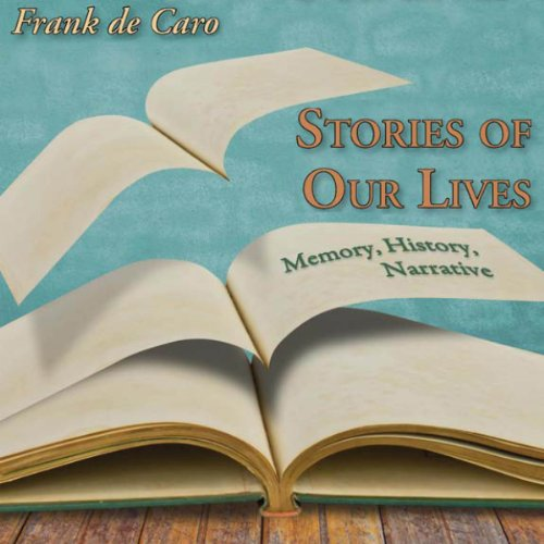 Stories of Our Lives audiobook cover art