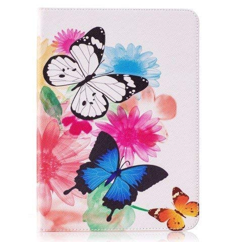Case for Samsung Galaxy Tab S3 9.7 Book Case Butterflies