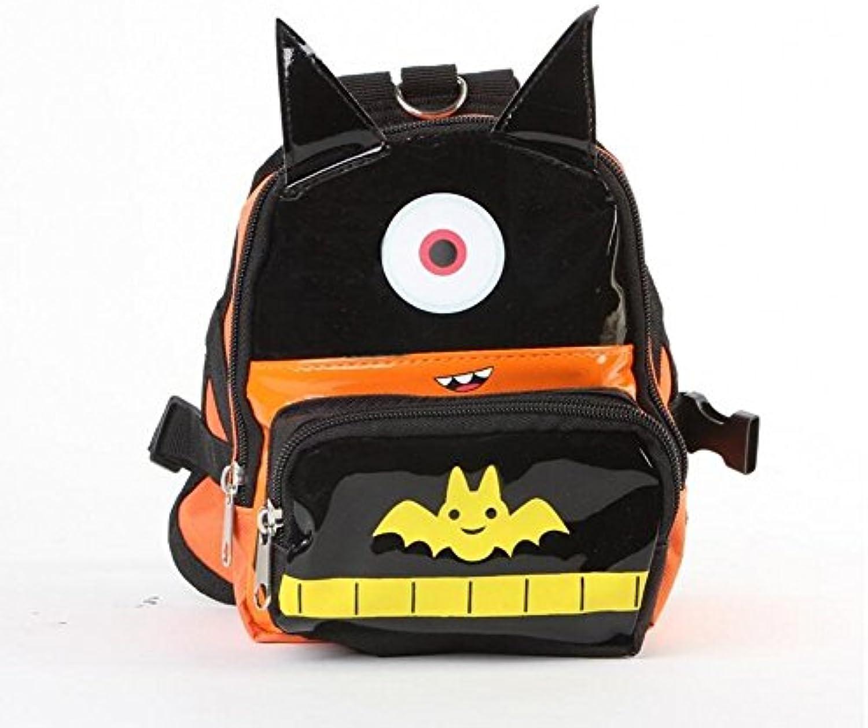 DELE Batman Nylon Dog Backpack Puppy Bag