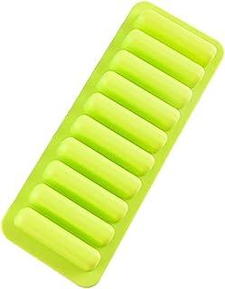 Wmaple Molde para pasteles Molde para pasteles de silicona y dedos para hornear Molde de chocolate