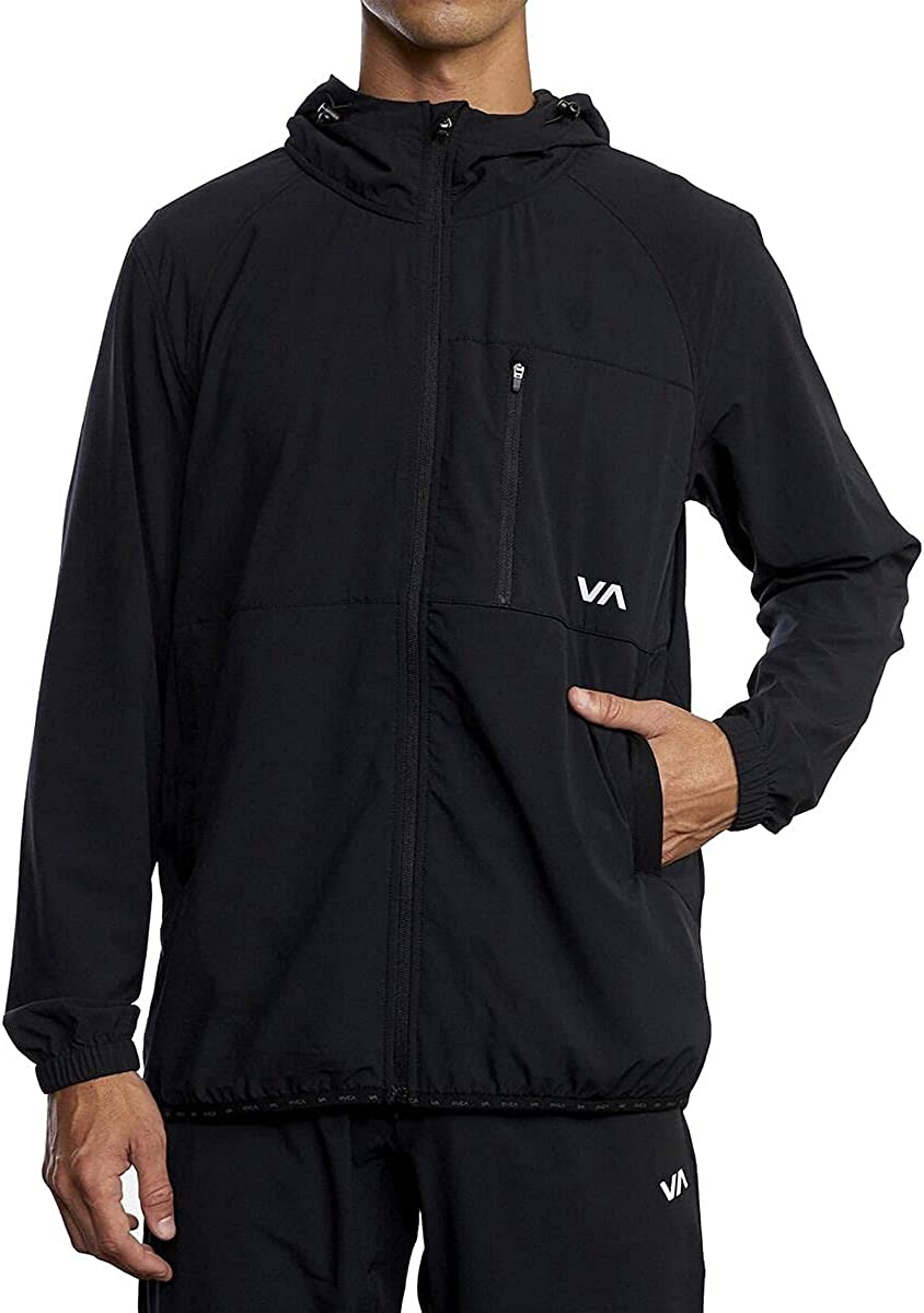 RVCA Men's Yogger II Jacket Cheap mail Same day shipping order specialty store