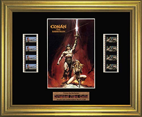 Conan der Barbar-FCD Gerahmtes Stück Originalfilm