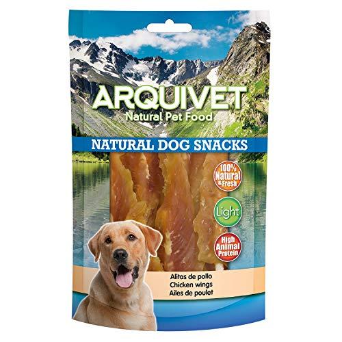 Arquivet Snacks Perro. Alitas de Pollo - 1 Kg 5000 g