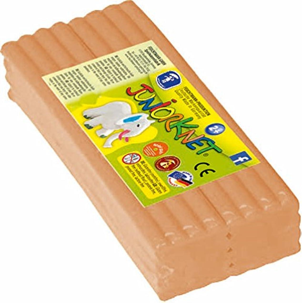 Feuchtmann 628 0305-11 Juniorknet Jumbo Pack -Clay Dough- 500 G - Skin Color, Multi Colour