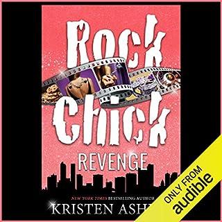 Rock Chick Revenge audiobook cover art