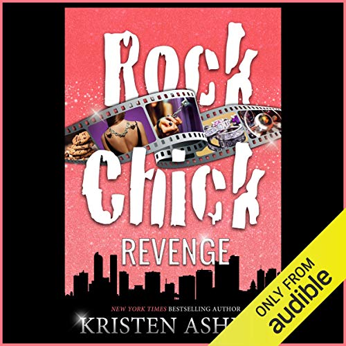 Couverture de Rock Chick Revenge