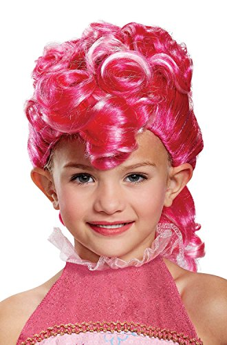 Pinkie Pie Movie Child Wig