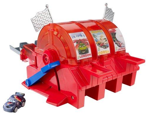 Cars - BCD20 - Véhicule Miniature - Micro Drifteur Multi Lanceur