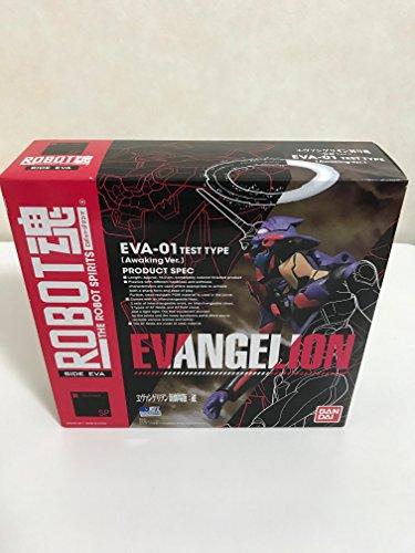Robot Damashii EVA-01 Awakening Version Exclusive Figure [Toy] (japan import)