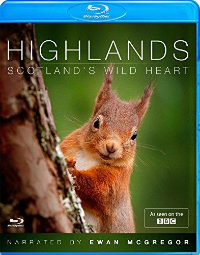Highlands: Scotland's Wild Heart Blu-ray [2016] UK-Import, Sprache-Englisch.