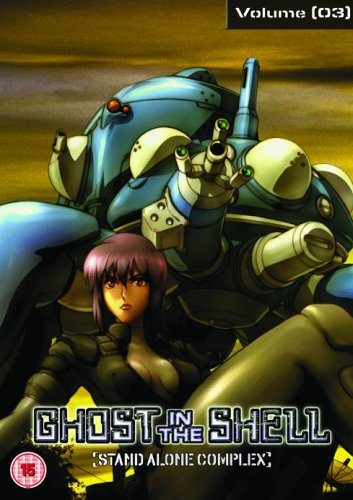 Ghost In The Shell - Stand Alone Complex - Vol. 3