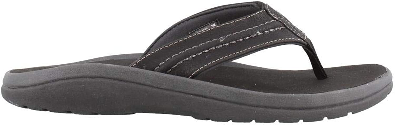 Dockers Mens Pacific Casual Flip-Flop Sandal shoes