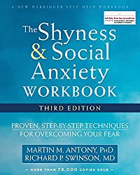 Cover of book - The Shyness and Social Anxiety Workbook