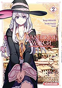 Wandering Witch Edition simple Tome 2